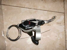 Schalt Bremshebel Shimano ST EF 28 Schaltung rechts 8 fach.Silber ,NEU