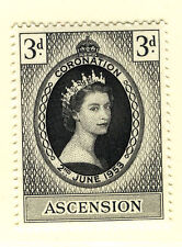 Elizabeth II (1952-Now) Single Ascension Island Stamps