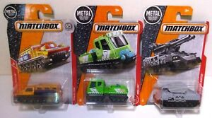 Matchbox Diecast Toy Tanks Vehicles Army Infantry Military Marines Lot #2