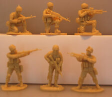 18 American Modern Armies In Plastic soldiers army men # 5579