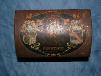 VINTAGE  WHITMANS PRESTIGE CHOCOLATE CHEST TIN
