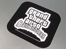 $$$$$GRAND THEFT AUTO SAN ANDREAS PROMO STICKER $$$$$Rockstar Games $$$$$
