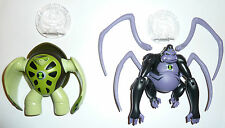 Ben 10 - 10cm Alien Collection Set of 2 (No Retail Packaging)