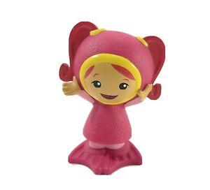 "Team Umizoomi Nickelodeon Milli Diver Bath Squirt Toy 3"" Figure Scuba Feet RARE"