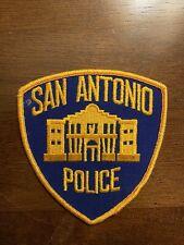 San Antonio Police Patch - Texas