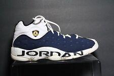 Nike Air Jordan Team VTG OG 1998 Sneaker Multi White Navy Men 13 Athletic B-Ball