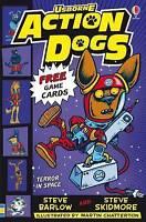 Steve Skidmore, Steve Barlow, Terror in Space (Action Dogs), Very Good Book