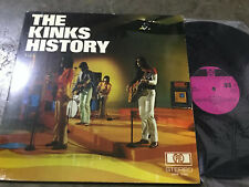 The Kinks History Vol 1  Double Lp PYE Stereo LDVS 17184. EX
