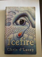 Icefire by Chris D'Lacey (Paperback, 2004)