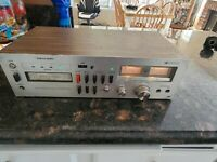 Vintage Realistic Tr-803 8 Track Dolby Player Recorder Model 14-933 rare