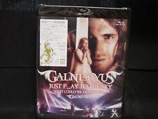 GALNERYUS Just Play To The Sky-What Could We Do For You ? JAPAN BLU-RAY Katsu Oh