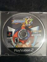 Mega Man X7 (Sony PlayStation 2, 2003) Disc Only Tested Working