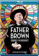 Father Brown Season 1 2 3 4 5 6 7 8 Complete Series Collection Reg B Blu-ray