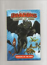 Dreamworks Dragons: Riders Of Berk - Danger Of The Deep - (Grade 9.2) 2014