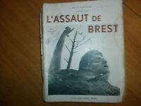 l assaut de Brest 1951 numéroté (2)
