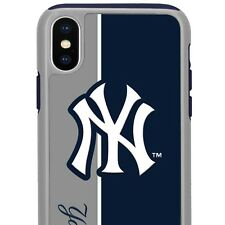 Official MLB New York Yankees Case For iPhone X Cover Shock Proof Heavy Duty