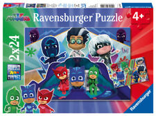 Ravensburger Kinderpuzzle  PJ Masks Retten den Tag ab 4 Jahren