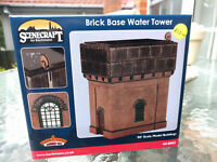 Bachmann Scenecraft Brick Base Water Tower ref 44-0003