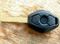 for Blank UNCUT BMW REMOTE KEY FOB blade E46 3 X3 X5 Z4