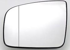 Spiegelglas Außenspiegel Links Heizbar Asphärisch Chrom MERCEDES VITO VIANO