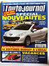 AuTO JOURNAL du 22/06/2006; Spécial nouveautés/ 14 voitures budget à l'essai