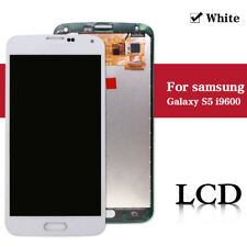 For Samsung Galaxy S5 i9600 G900F Replacement LCD Display Digitizer Touch Screen