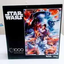 "Star Wars ""A New Hope"" 1000 Puzzle Disney's Buffalo NEW"