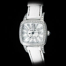 Jean Richard Milady  High Jewelry Ladies' Watch. Flawless Diamonds Case & Lugs