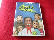 """DVD """"TETES A CLAQUES.TV - VOLUME 1"""""""