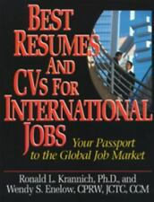 Best Resumes And CVs For International Jobs: Your Passport to the-ExLibrary
