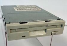 "PANASONIC JU-257A655P P006-3503486 3.5"" 1.44MB Floppy Disc Drive Beige"