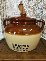 Official Boston Bean Pot from The Pot Shop Double Handle. WOW!!