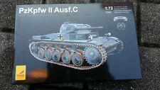 Pz.Kpfw.II  Ausf.C ATTACK HOBBY KITS  1/72