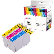 CMY Ink cartridges fits Epson S22 SX125 SX130 SX235W SX420W SX425W SX435W SX445W