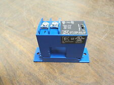 NK Technologies AC Current Transducer AT1-420-24L-SP 4-20mA Used
