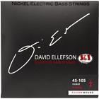 SIT Strings DRB45105L David Ellefson FUSION Signature 4-String Bass Strings for sale