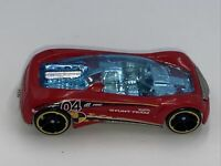 2012 Hot Wheels Loose Nitrium Red Multi Pack Exclusive Hips Free