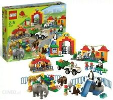 **New** Retired Lego 6157 Duplo Big Zoo Rare Hard to Find Free Shipping!