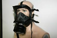 Schutzmaske + Filter Vollgesichtsmaske Panoramamaske Gasmaske ABC Schutz Armee