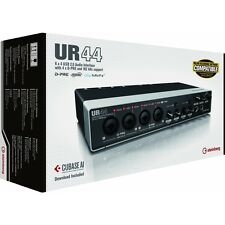 Steinberg UR44 USB MIDI Audio Interface with Cubase AI *BRAND NEW* UR-44 USB2.0
