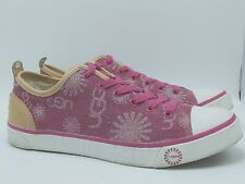 Ugg Australia Women's Shoes Purple Casual Sneakers Lace Up Lows Size 8