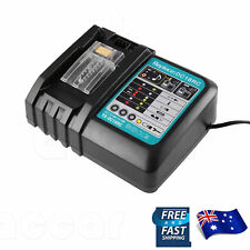 Battery Charger for Makita 14.4V-18V BL1830 BL1860 BL1815 BL1430 BL1840 AU Plug