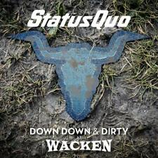 Status Quo - Down Down And Dirty at Wacken (CD/DVD) Sent Sameday*