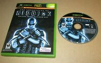 Chronicles of Riddick: Escape From Butcher Bay for Microsoft Xbox Fast Shipping