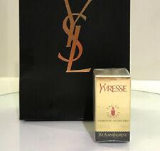 NEW VINTAGE YSL YVRESSE CHAMPAGNE Perfume EDT 7.5ml spray bottle YSL