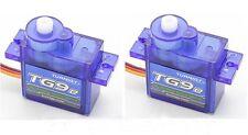 2 X Turnigy™ TG9e Eco Micro Servos 1.5kg / 0.10sec / 9g
