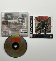 Epidemic (Sony PlayStation 1) COMPLETE TESTED!! PS1