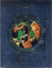 Stargate Kommando SG-1 Season 8 Hologram Deutsch Silver