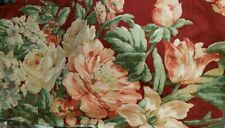 Ralph Lauren Bed Skirt Desert Plains Floral Queen Dust Ruffle New Bedskirt