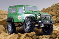 Ftx Outback V2 Ranger (Land Rover) 4x4 Rock Crawler RTR juicio RC coche Inc Bat + CRG